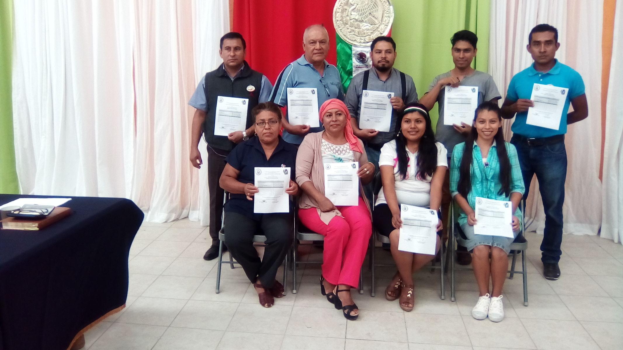 Diplomas SETE