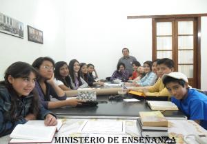 MINISTERIO DE ENSEÑANZA 1