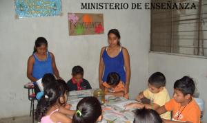 MINISTERIO DE ENSEÑANZA 2